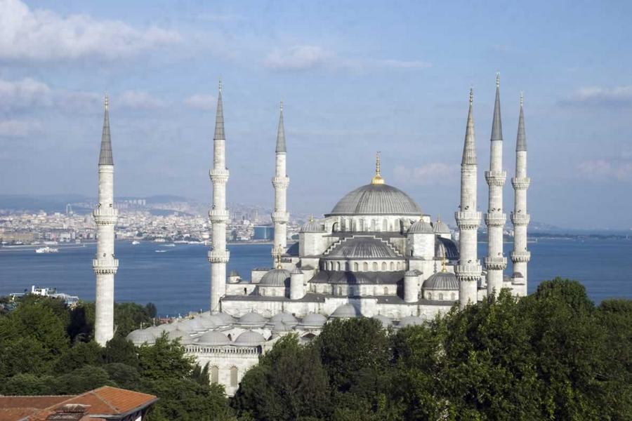 【賺很大】土耳其、特洛伊、棉堡、地下城市、王子島巡禮10日