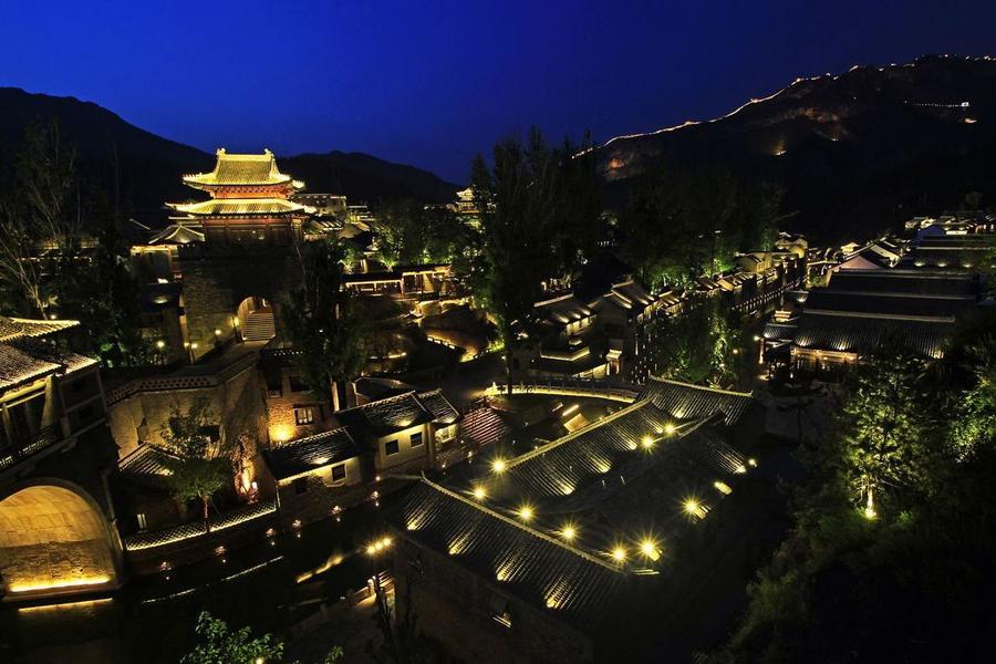 【京酒水有一套】北京故宮、酒莊品酒、古北水鎮、夜登長城5日