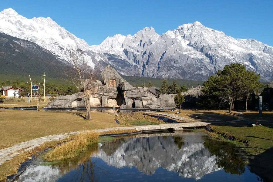 【第三國的愛情傳說】麗江玉龍雪山、大理蒼山、香格里拉普達措八日