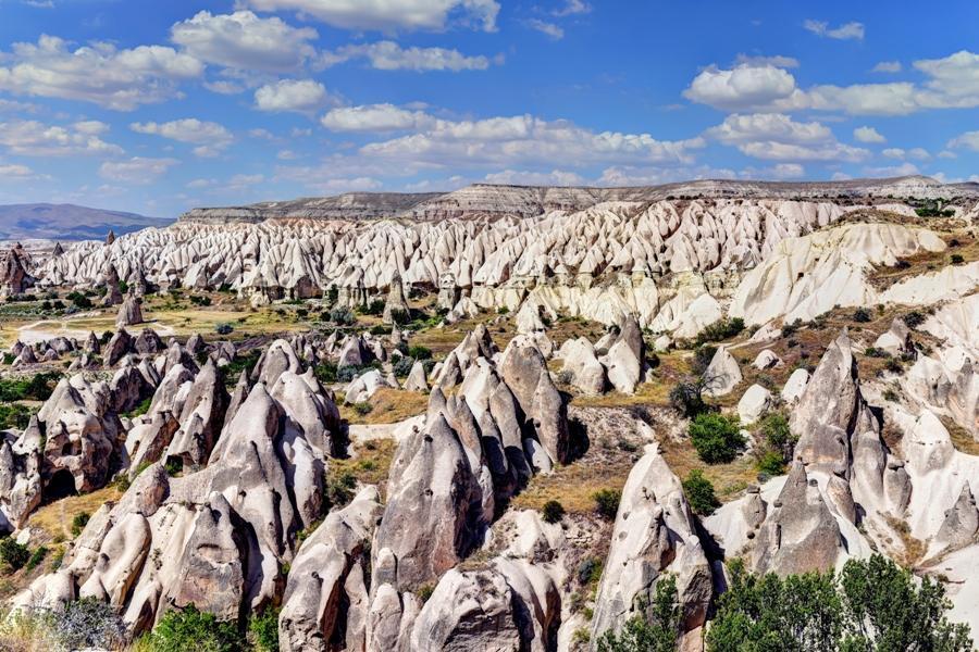 【賺很大】土耳其伊斯坦堡古城、棉堡溫泉、地下城、洞穴旅館、海底列車9日