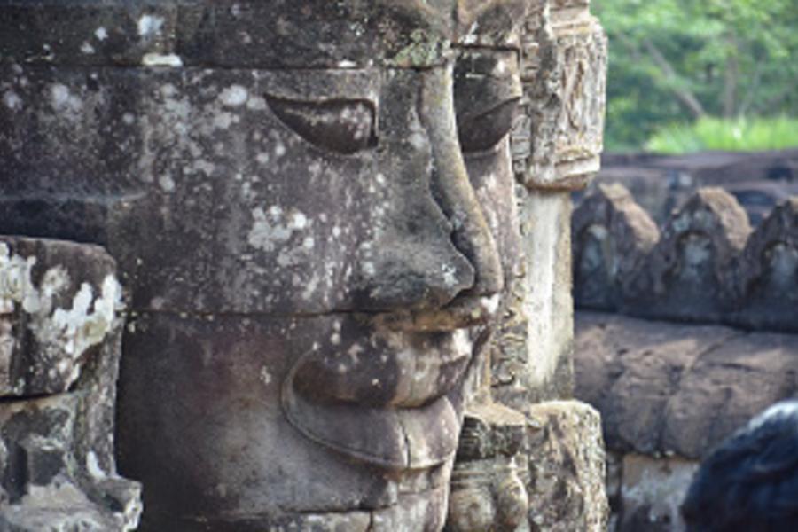 吳與倫比-微笑吳哥窟深度之旅五日(柬國五星飯店)【早去晚回】