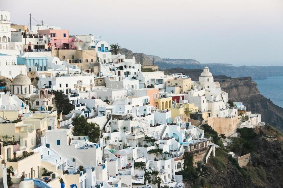 希臘浪情雙島、天空之城、阿格利斯半島、柯林斯地峽12日