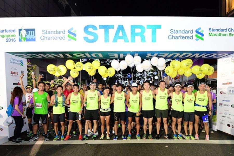 2017 新加坡渣打馬拉松自由行4日