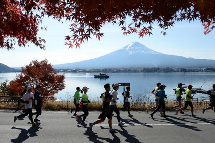 2017富士山馬拉松~文化遺產朝聖自由行5日
