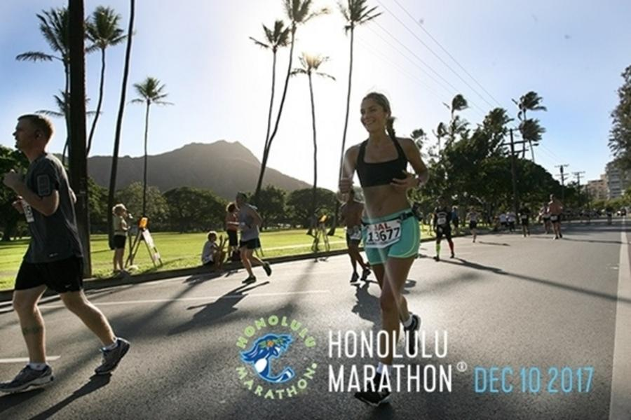 2017夏威夷馬拉松半自由行7日【無關門時間賽事】