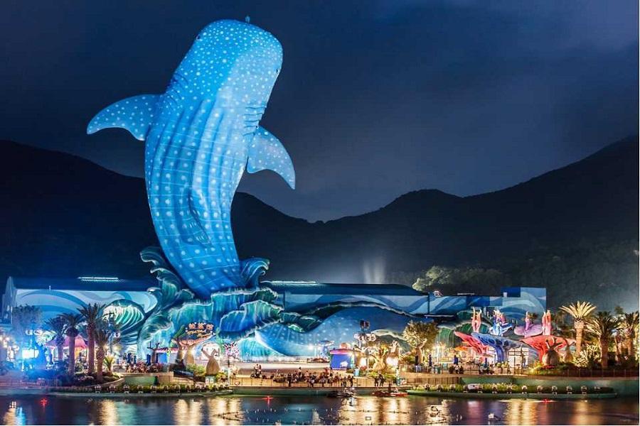 【海陸雙主題酒店】海洋王國VS野生動物世界、澳門探索4日