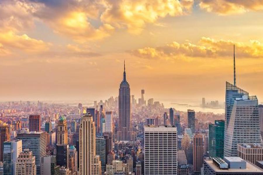 華航!紐約7日~帝國大廈、時代廣場、中央公園、自由女神遊船、OUTLET購物(含稅)