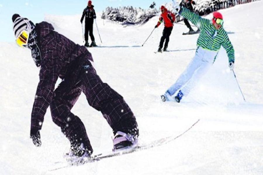 【促銷團】雪舞韓國(不走樂園+升等一晚首爾市)~ 滑雪場滑雪、38度線臨津閣自由橋、普羅旺斯、OUTLET、松月洞童話村、水原華城、北村韓屋村、百年人蔘雞、塗鴉秀五日-CI