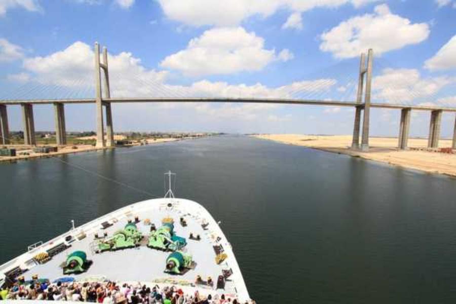 【和平號98回】基隆出發!初夏地中海、北歐五國、環遊世界102日