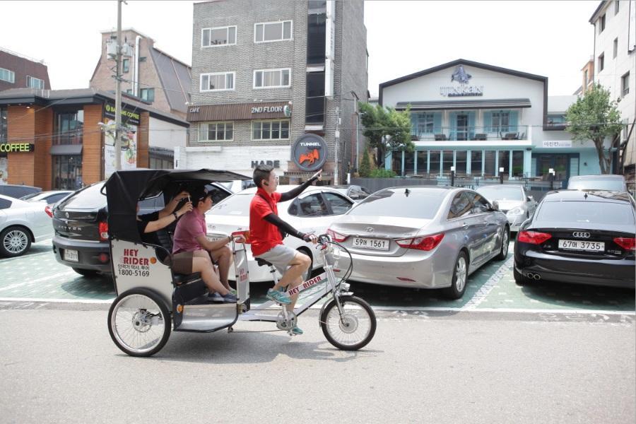 【迷你團】首爾愛旅行~希爾頓、觀景小火車、夢想咖啡館、人力車、美食5日