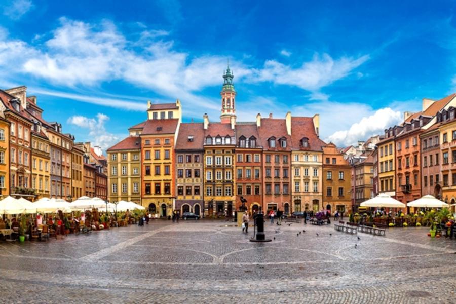 魅力歐洲~盡覽東歐秘境中段飛機-柏林、波蘭華沙、匈牙利12日