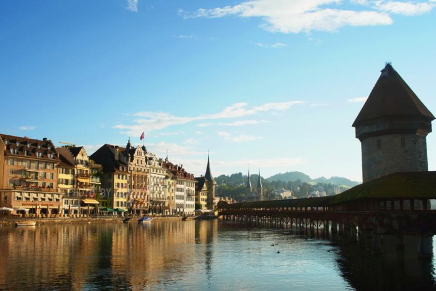魅力歐洲!德瑞法~萊茵三遊船、海德堡纜車、全覽鐵力士山、凱旋門登頂10