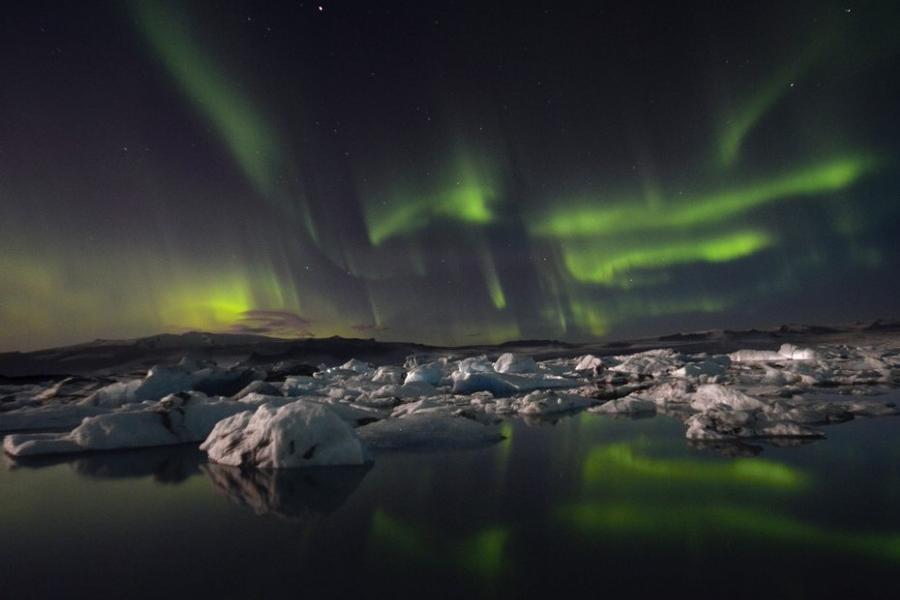 追尋幸福極光冰島荷蘭7+1日遊~冰島四晚、極光、健行、冰河湖之旅