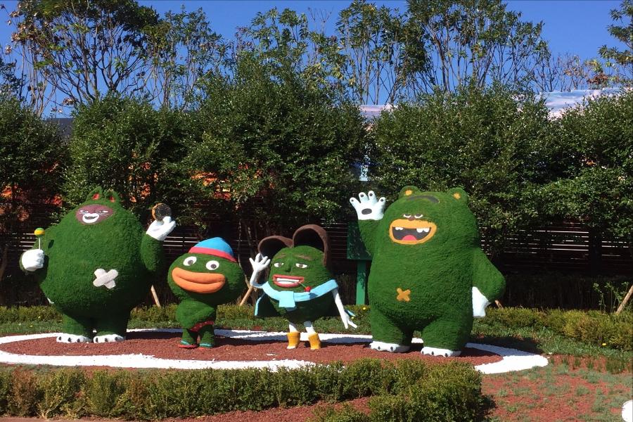 神話藍鼎濟州~神話主題樂園、迷宮樂園、PLAY K-POP、汗蒸幕4日