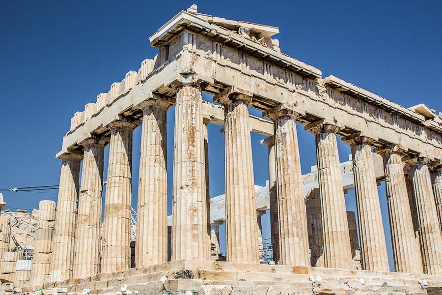 【歐洲破盤】土航(南進北出回程晚班機)!希臘 10日~三大必遊遺跡、天空之城、扎金索斯島藍洞巡禮、米克諾斯+聖多里尼雙島(含稅)