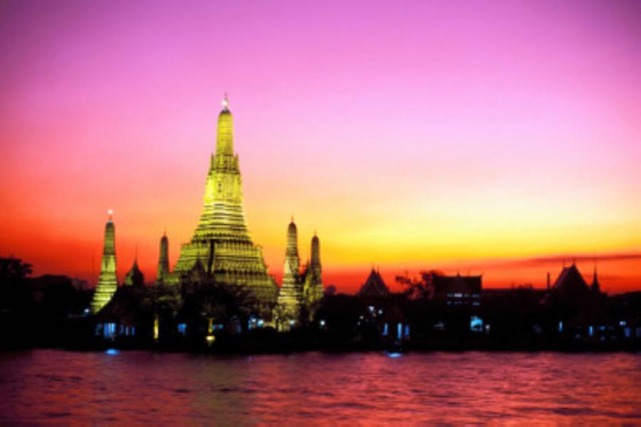 泰國無購物-芭達雅五星酒店、翡翠灣水陸活動、歐式水上市場、爆笑鐵支路五天