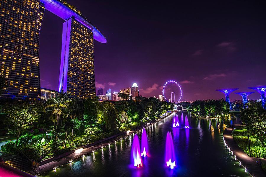 【新加坡 奢美學】-五星奢華經典住宿+尊榮品嘗美食饗宴