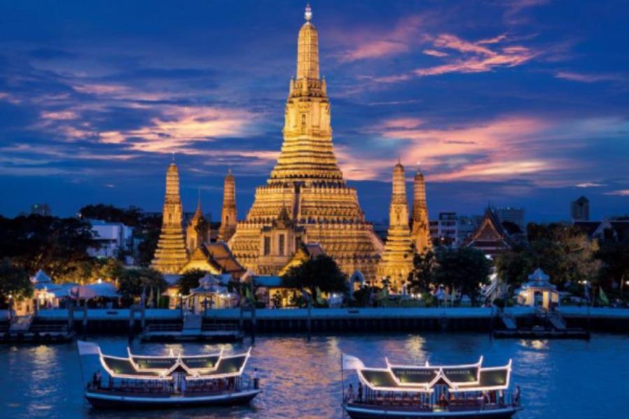 高貴不貴 奢華半島.泰國輕鬆遊四日《輕鬆玩曼谷》