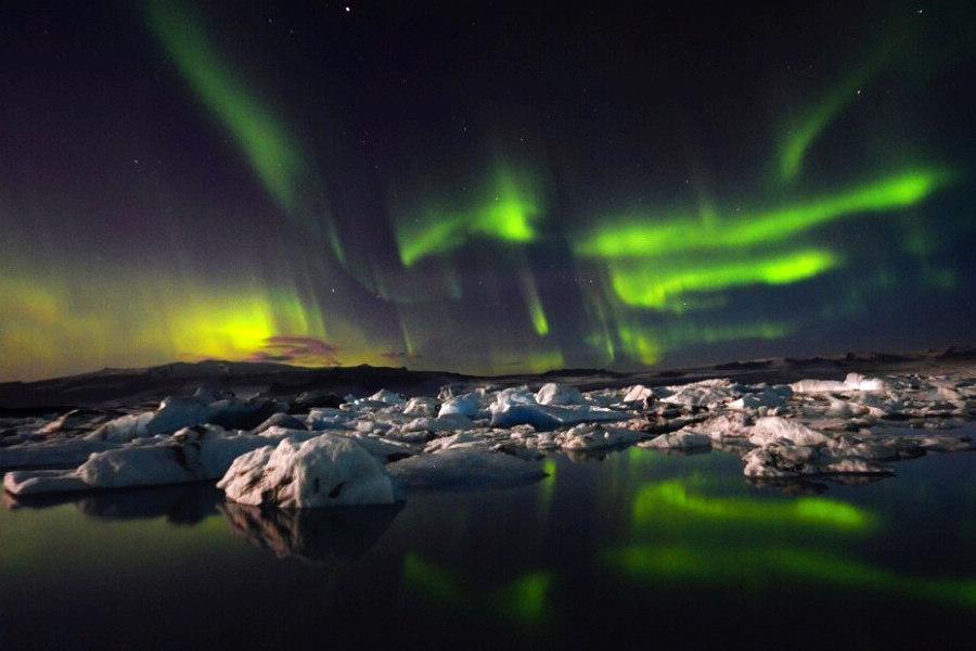 追尋幸福極光冰島荷蘭9日遊~極光、健行、冰河湖之旅(含稅)