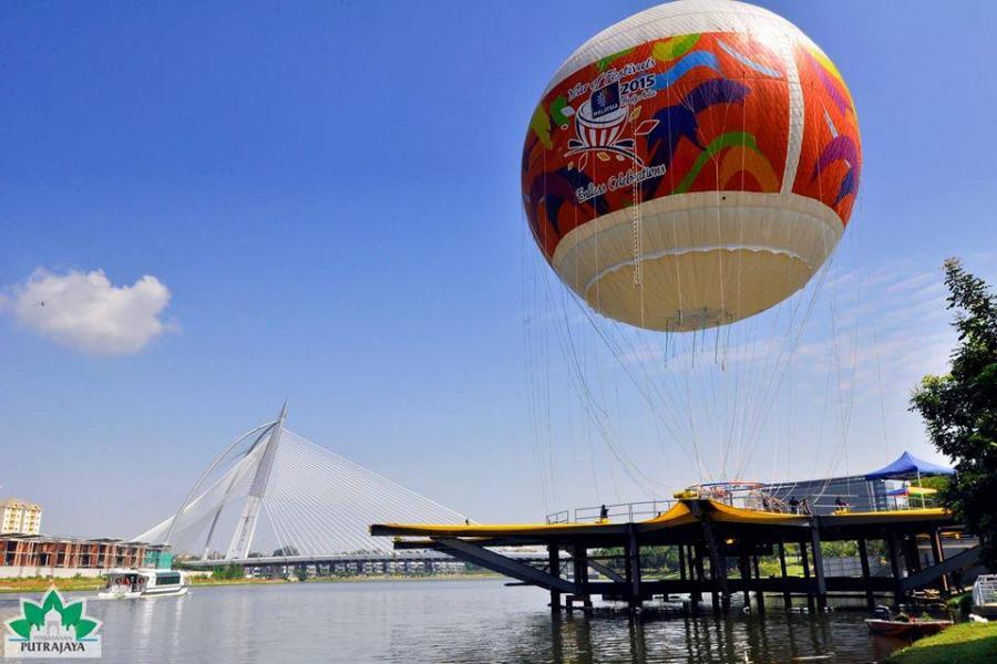 【諸事大吉~馬來西亞】大紅花+熱氣球體驗+又見馬六甲+吉隆坡五日-MH