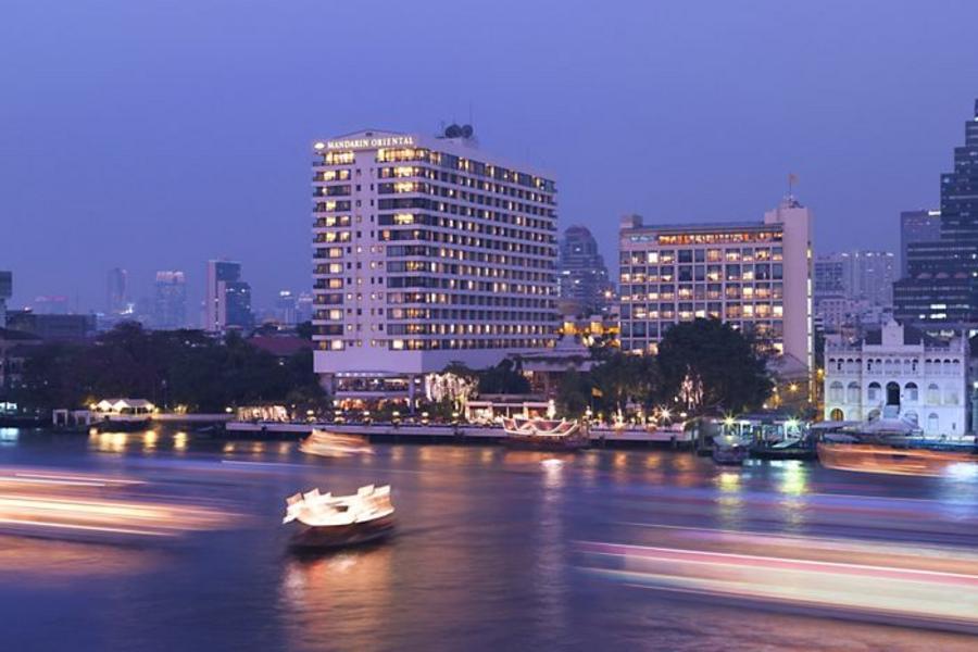 泰享受。夜遊湄南河。週末假日市集。五星主題餐廳。曼谷豪華五星酒店五日《含稅金》