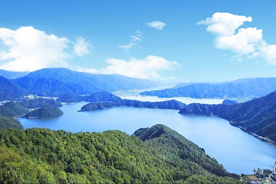 【立山奇境】大阪琵琶湖立山上高地合掌村三方五湖名花之里5日