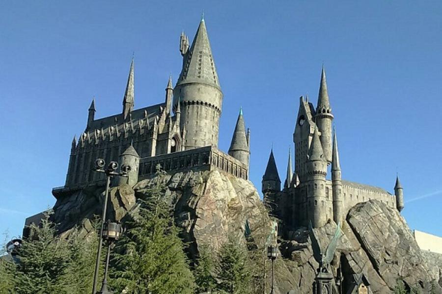 《奇幻哈利波特魔法世界》美西雙國家公園 聖地牙哥中途島航空母艦 海景火車 天空步道 最高景觀摩天輪 OUTLET十日