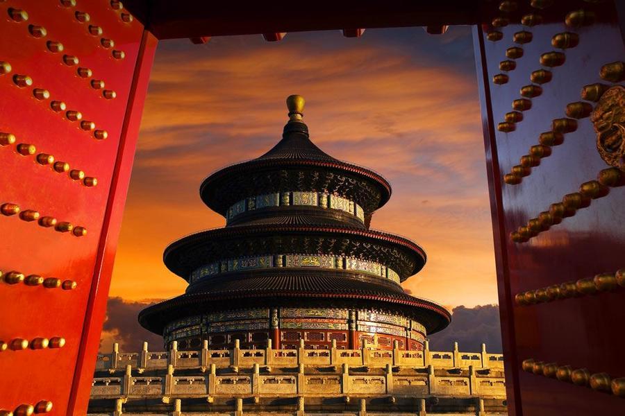 【中國國航、松山進出】北京四大文化遺產、居庸關長城、京津雙城記五日