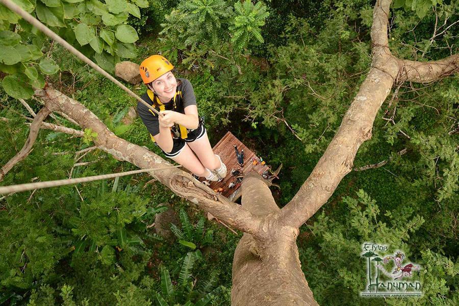 畢遊泰國。叢林飛索體驗。航海王探險之旅。學生畢旅六日【無購物 含稅金】