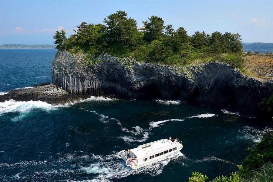 【元氣西九州】七釜洞探險遊船、呼子烏賊、出島和服、童趣汽水DIY6日