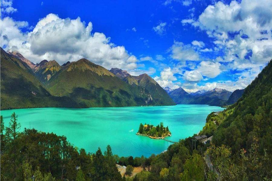 西藏林芝、拉薩、日喀則、最高珠峰、青藏鐵路12日(升等拉薩瑞吉酒店)