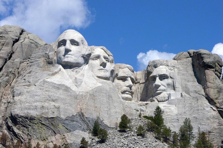 美西黃石~中段飛機、六大國家公園、羚羊峽谷、魔鬼塔、四大總統像14日