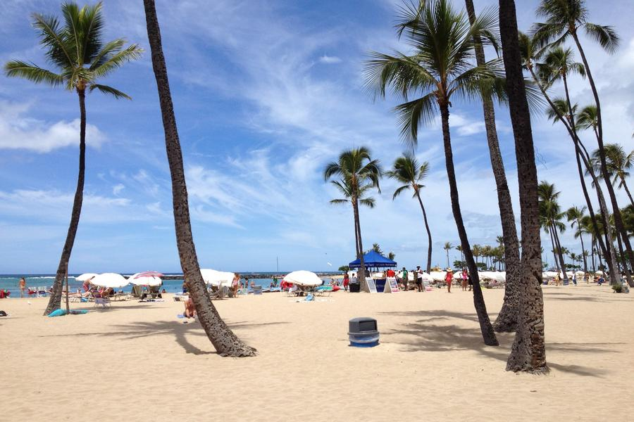 【美洲破盤】華航!陽光夏威夷5日《贈市區觀光、2人成行》(含稅)