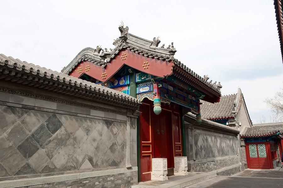 【台中/天津】天津之眼、北京五大文化遺產、金面王朝/紅劇場雙秀六日