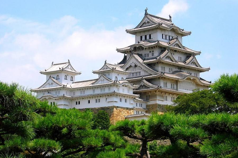 【新春迎四國】小豆島高松大步危奧道後岡山姬路神戶大阪六日