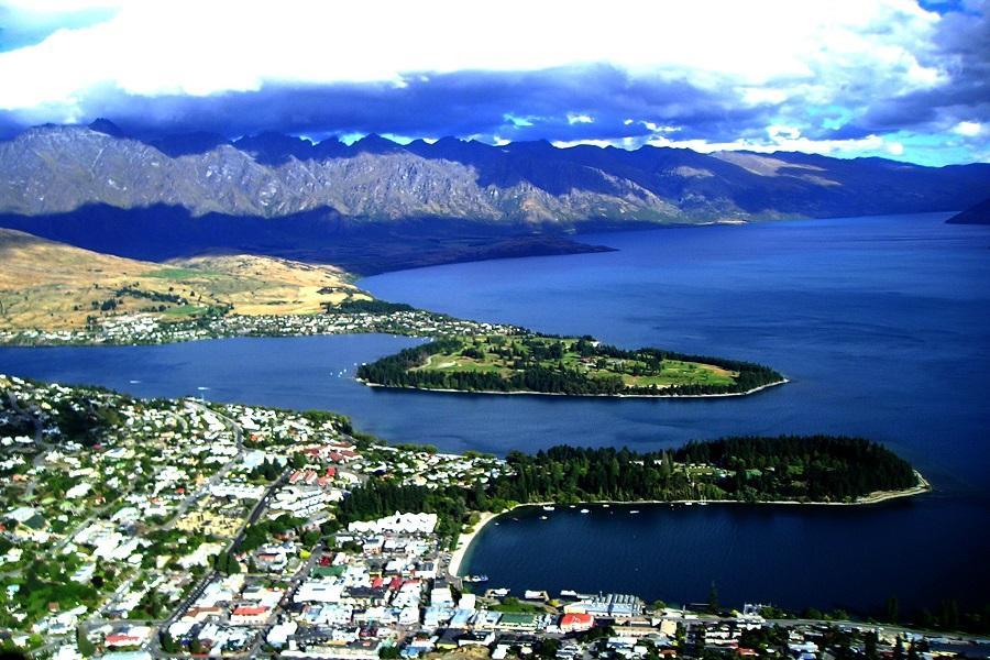 純淨紐西蘭南北島 高山景觀火車 冰河 峽灣遊船 螢火蟲十日(含小費)