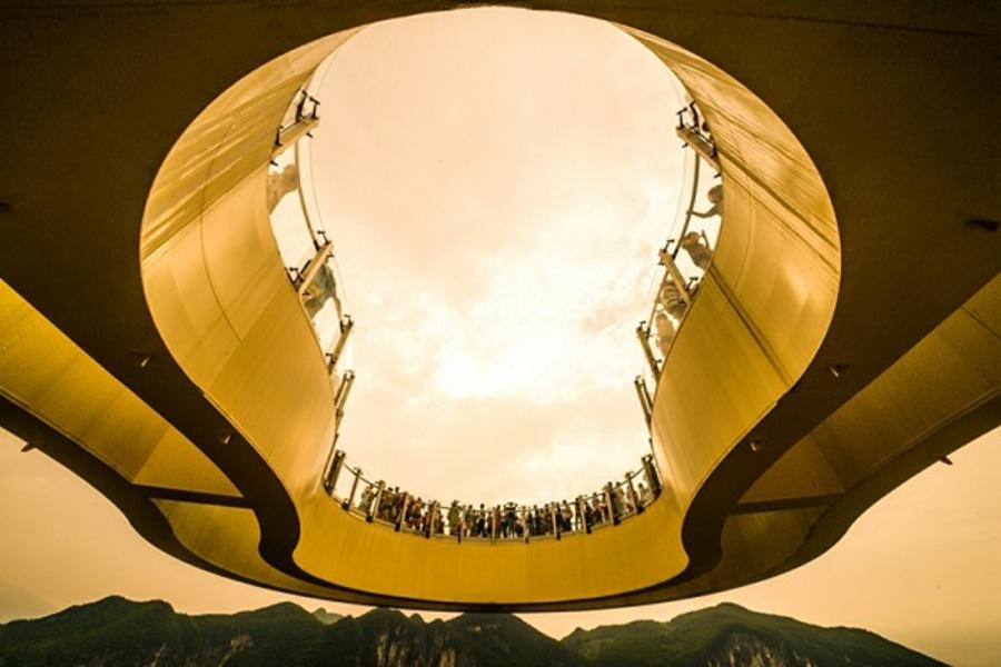 【探祕北緯30度】天生三橋、金佛山、烏江畫廊、龍缸玻璃橋、恩施峽谷8日