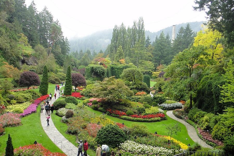 美加雙國風情七日遊~西雅圖+溫哥華、維多利亞、星巴克濃情咖啡香七日