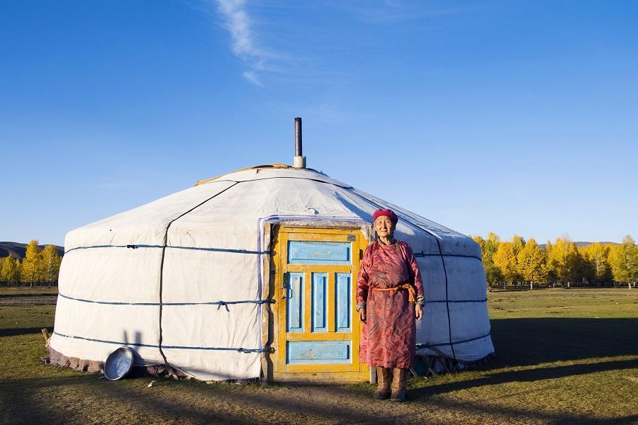 穿越蒙古國深度八日(外蒙古)
