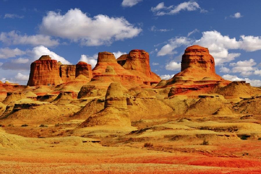 【暑假主打星】快閃北疆、闊克蘇大峽谷、鱷魚灣、喀納斯、巴音布魯克11日