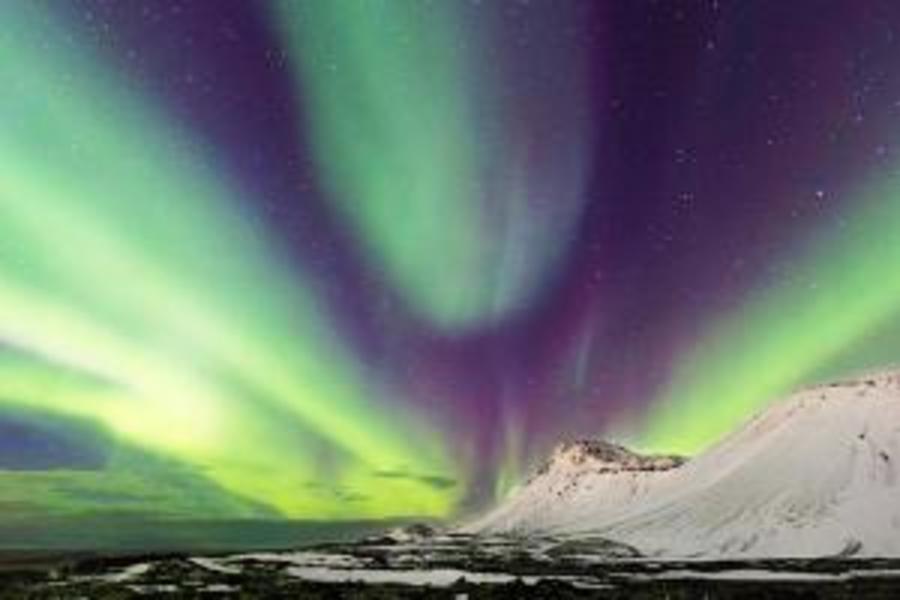 魅力歐洲~冰島魔幻極光藍冰洞浪漫巴黎10天