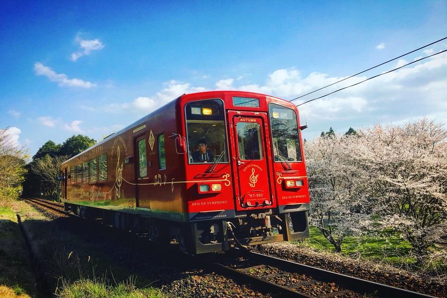 【楓GO搭南九州鐡道】田園樂章列車、握壽司DIY、磯庭園、指宿砂浴5日