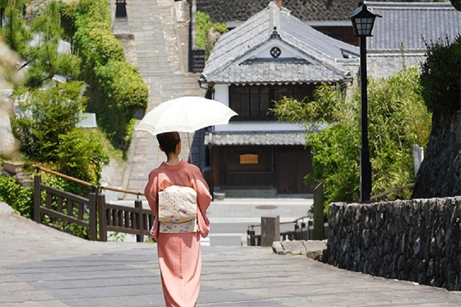 【玩味九州】杵築和服體驗、柳川遊船、萌熊電車.湯布院、門司巡禮5日