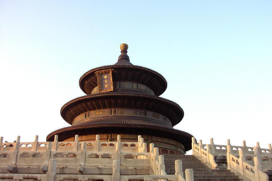 【華信假期】北京京城、萬里長城、鳥巢、水立方五日