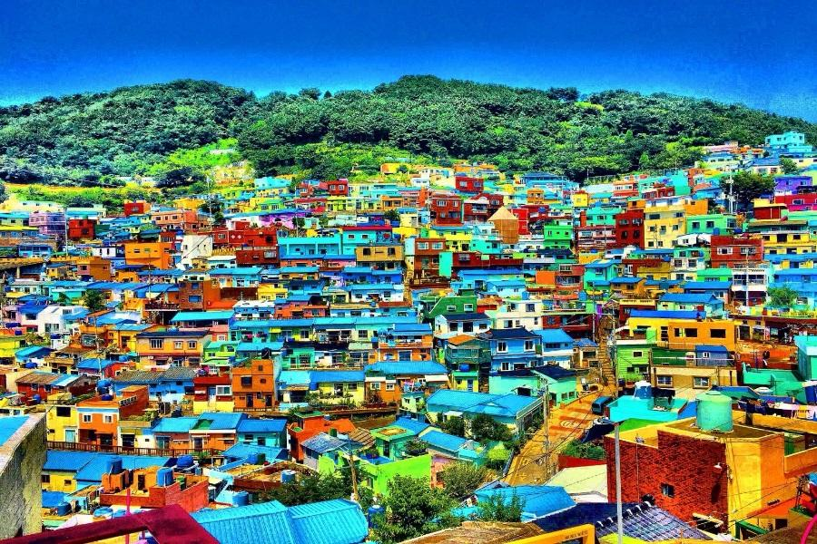 花樂釜慶~韓服體驗、文化遺產、青沙浦紅白燈塔、龍蝦海鮮鍋5日