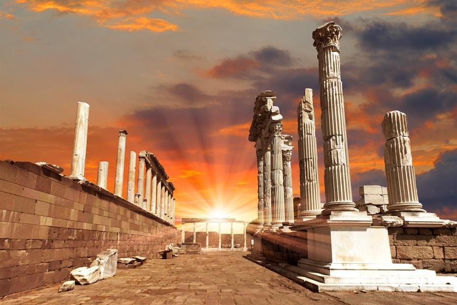 希臘土耳其雙國、天空之城、博登魯姆半島、地下城市14日