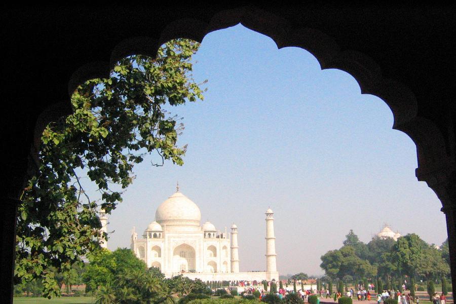印度帝國玫瑰 最經典金三角泰姬瑪哈陵 雙古堡皇宮8天