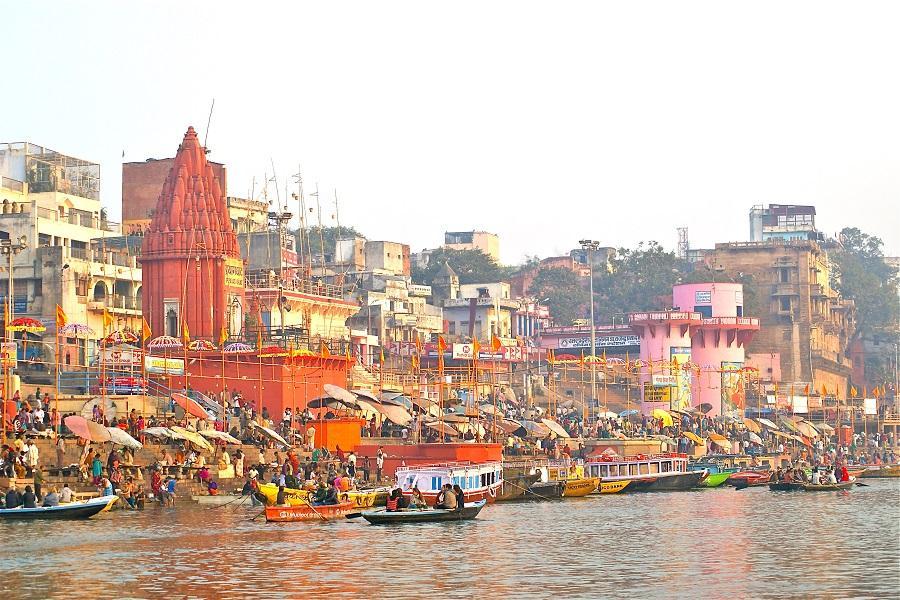 眾神之光印度~金三角、泰姬陵、鹿野苑、恆河遊船、瓦拉納西萬燈祈福8日