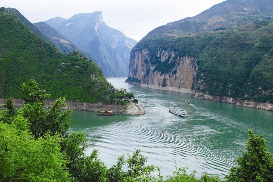 【愛在三峽世紀閃耀】武漢金佛山長江三峽上水8日