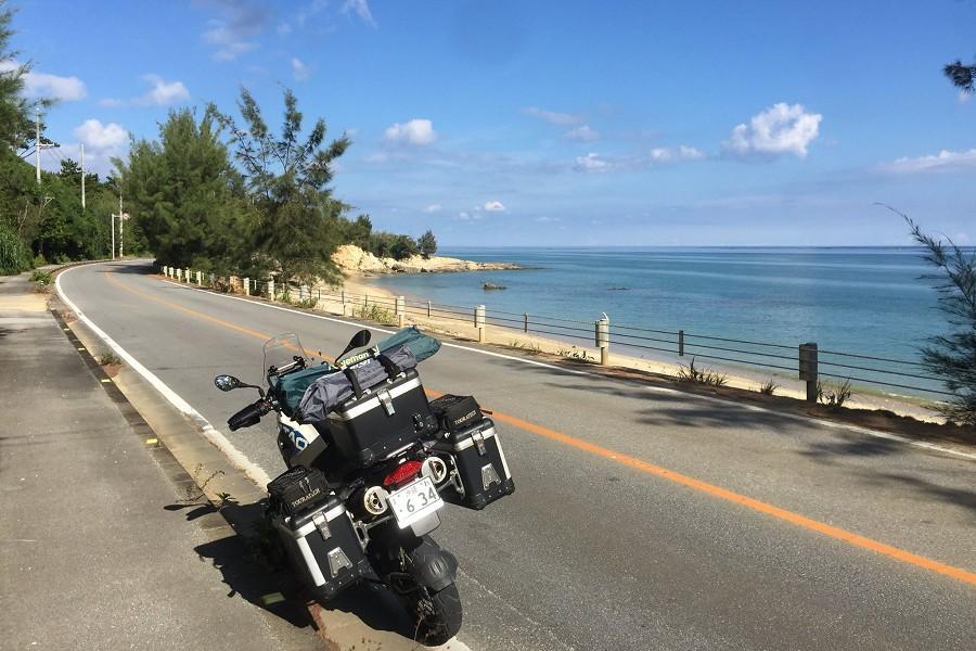 【主題旅遊】重機遨遊沖繩半自由行四日